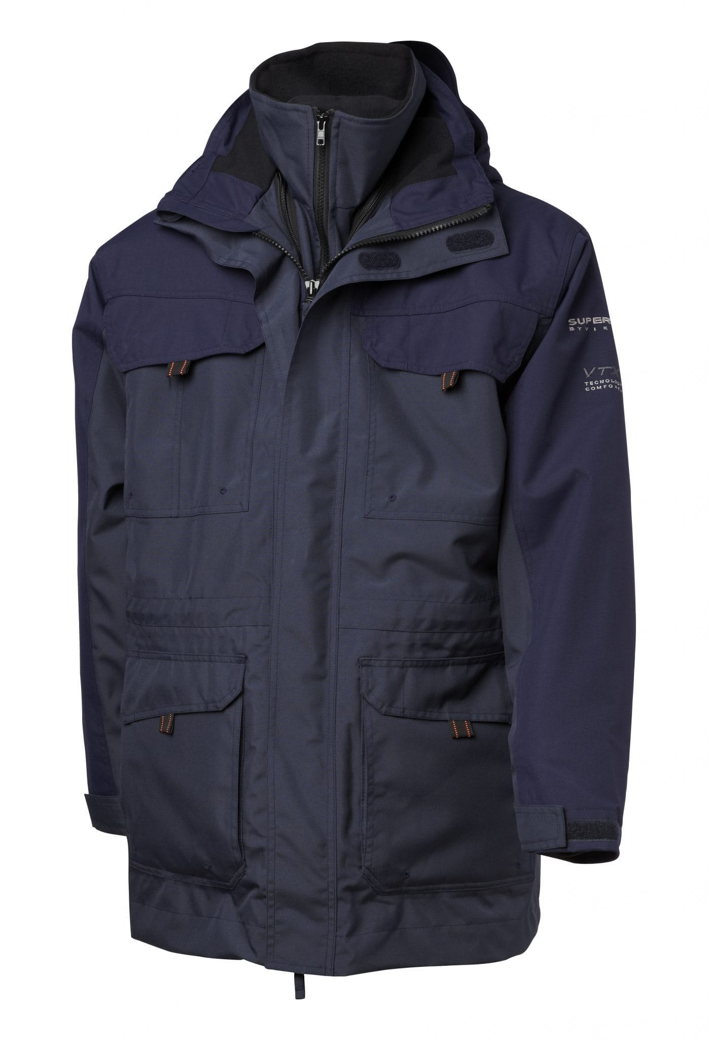 Parka jacket Superior 3 in 1