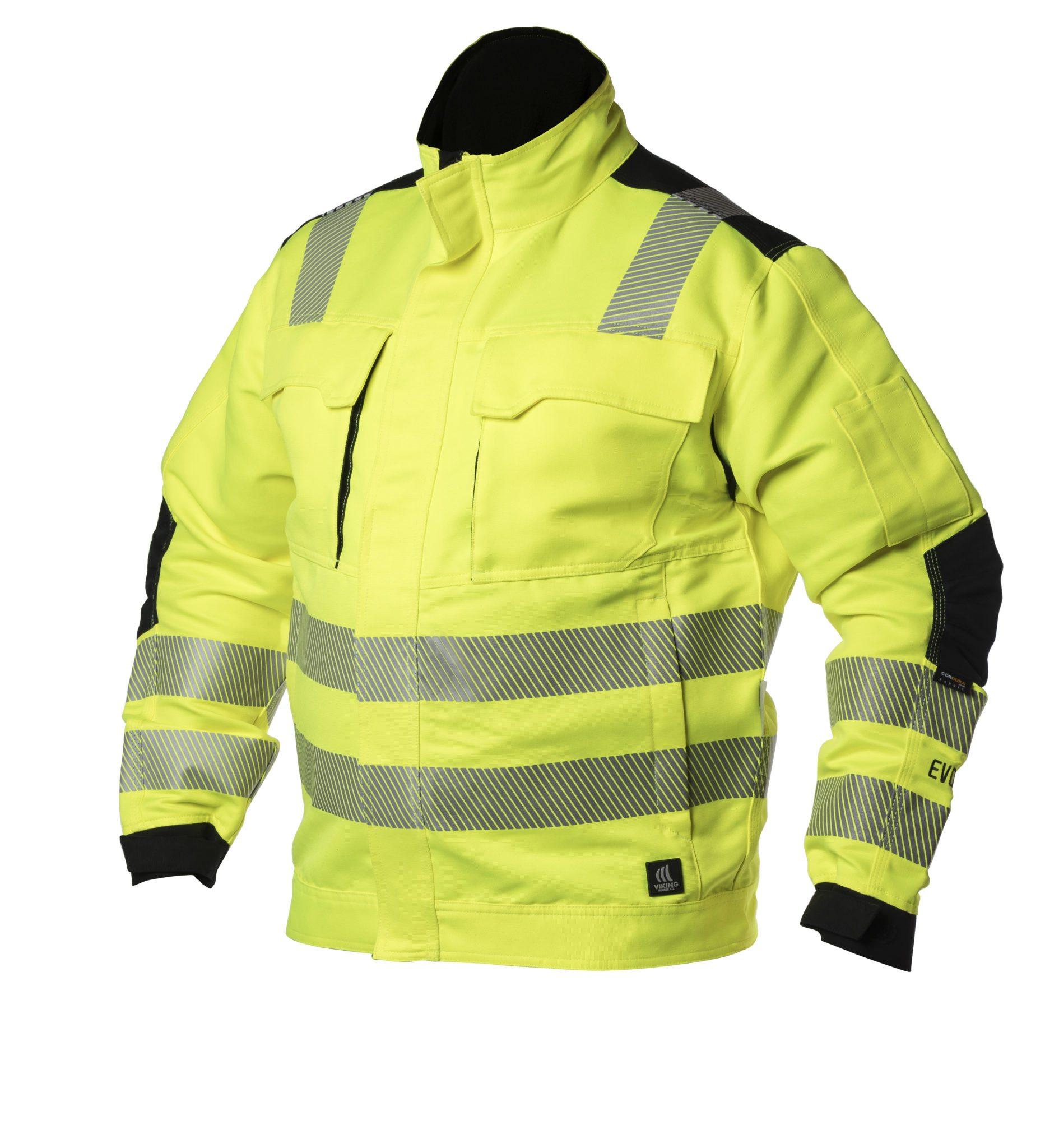 Work jacket EVOSAFE