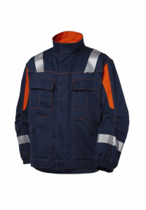 Jacket Multi Hazard Textile