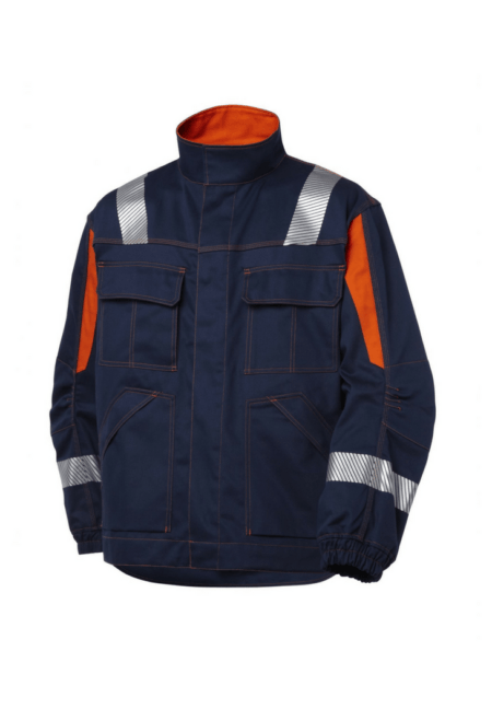 Jacket Multi Hazard Textile