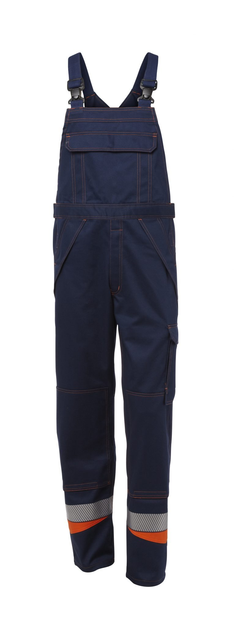 Bib trousers Multi Hazard Textile