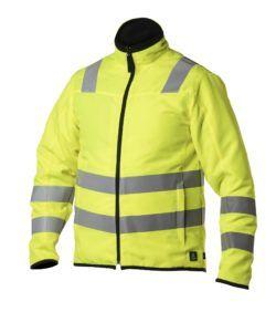 Zip In Reversible Jacket
